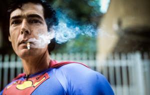El decadente Superman de Hollywood