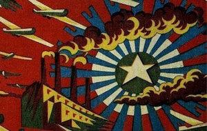 Estampados soviéticos, la historia en las telas