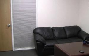 El auténtico casting porno de sofá