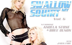 "El trailer de ""Swallow my Squirt 5"""