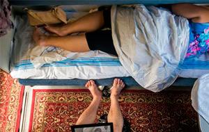 Horror y erotismo en la clase turista rusa