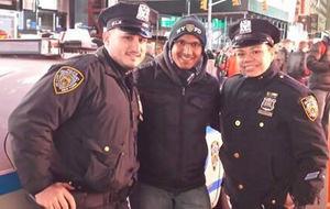 La bofetada de Twitter a la policía de Nueva York