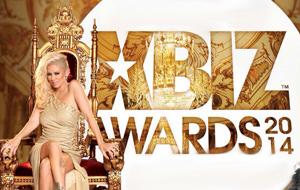Y ahora los ganadores de los Xbiz Awards 2014