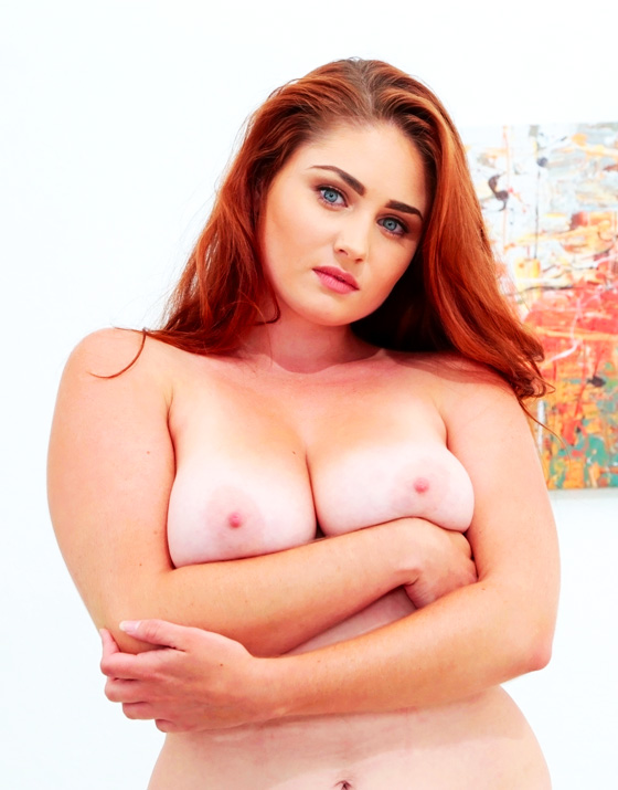 Pretty Allison Loves Giant Cock In Her Pussy